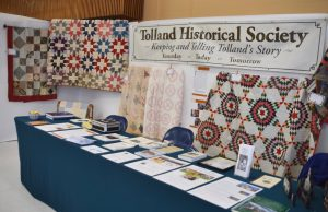 Quilt Show @ Old Tolland County Court House Museum